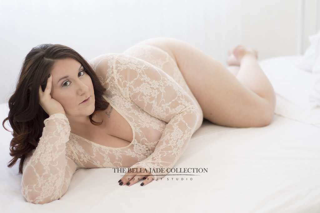 Tasteful Boudoir Photography by Top Rated Boudoir and Glamour Photographer The Bella Jade Collection Portrait Studio for women serving the Phoenix, Chandler, Mesa, Gilbert area.