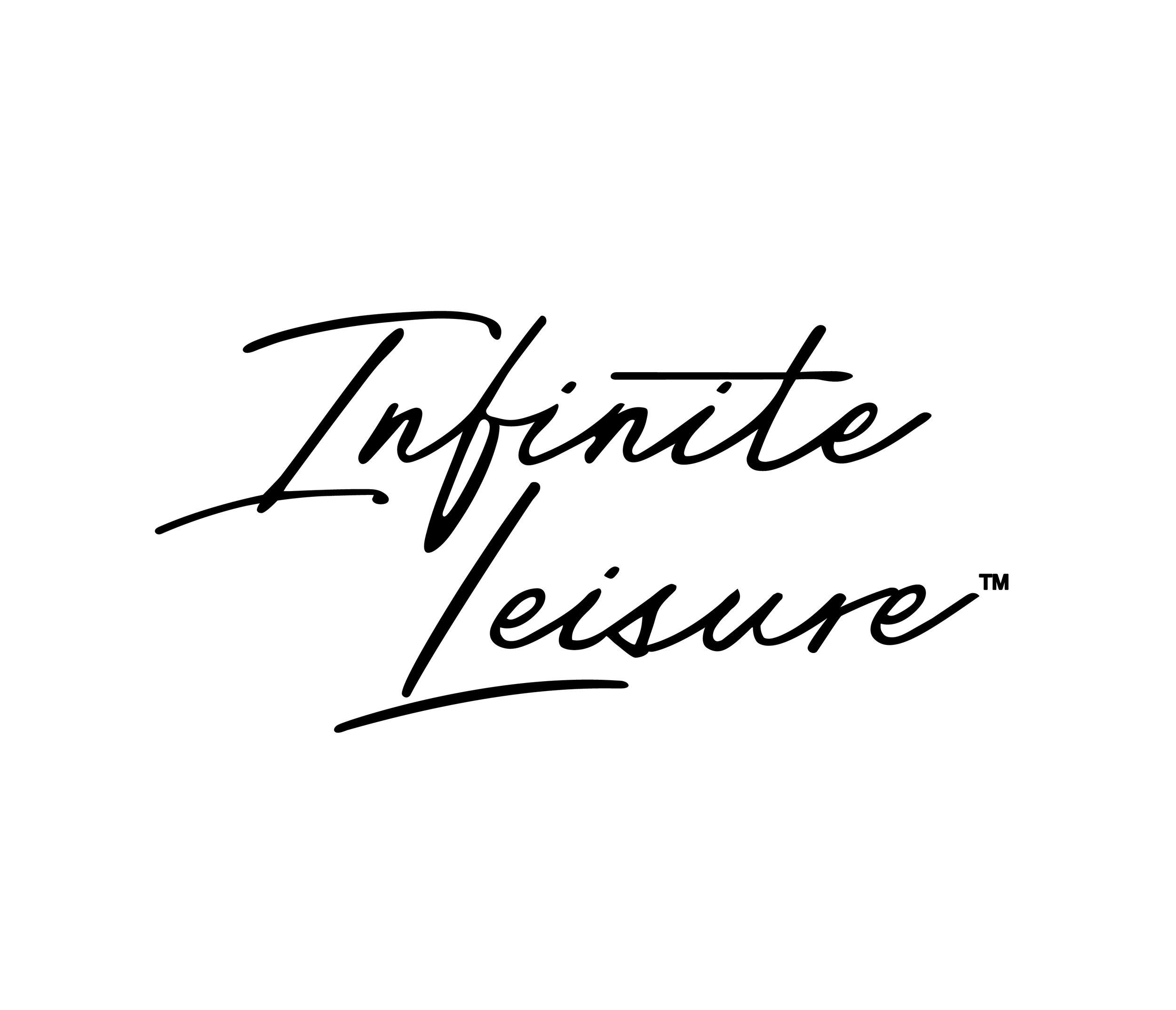 Infinite Leisure™๏ Artist Logo