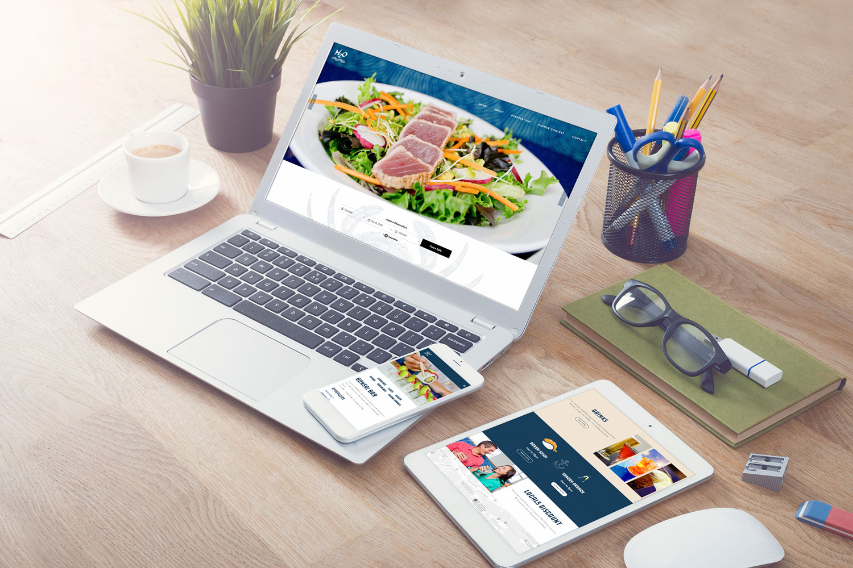 H2o Grill And Bonsai Sushi Bar James Scott Multimedia Designer