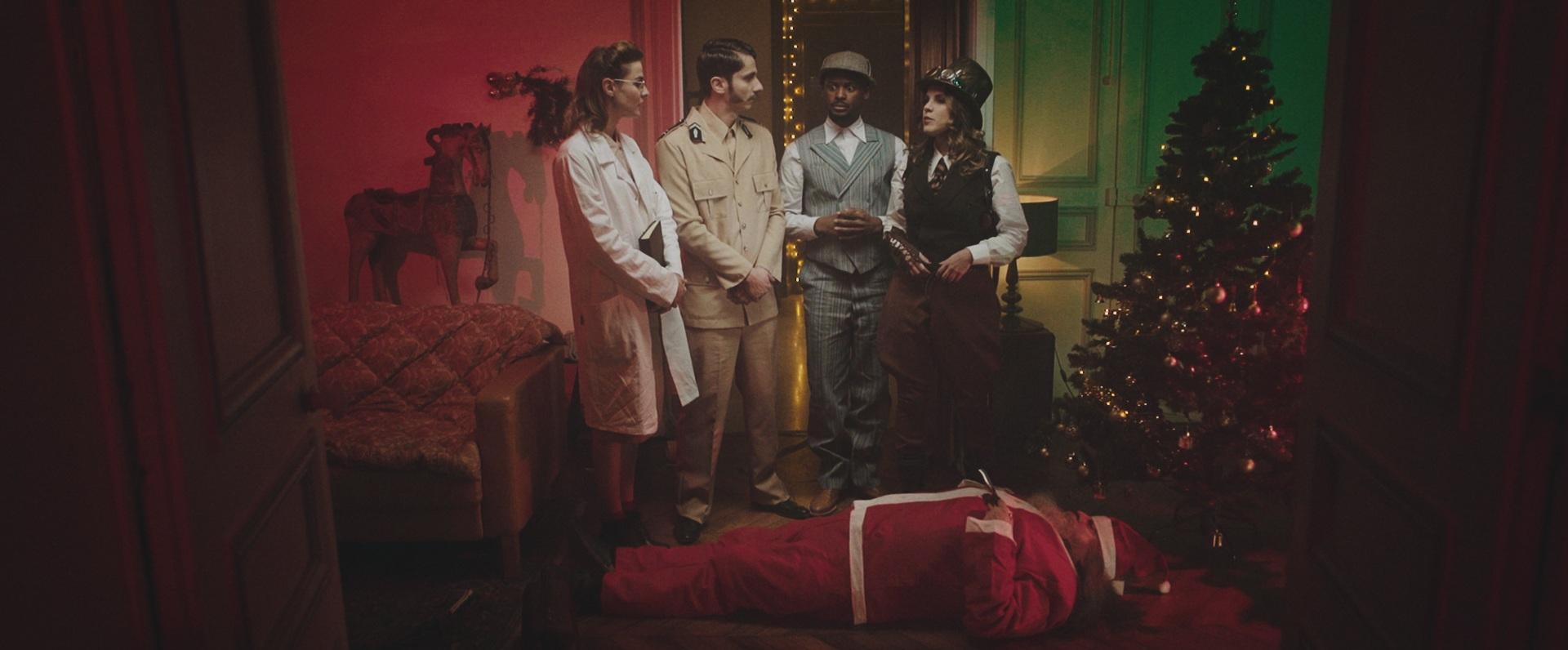 - Qui a tué le Père Noël ? - Emy LTR