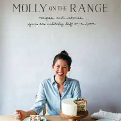 Molly Yeh's new cookbook, Molly on the Range