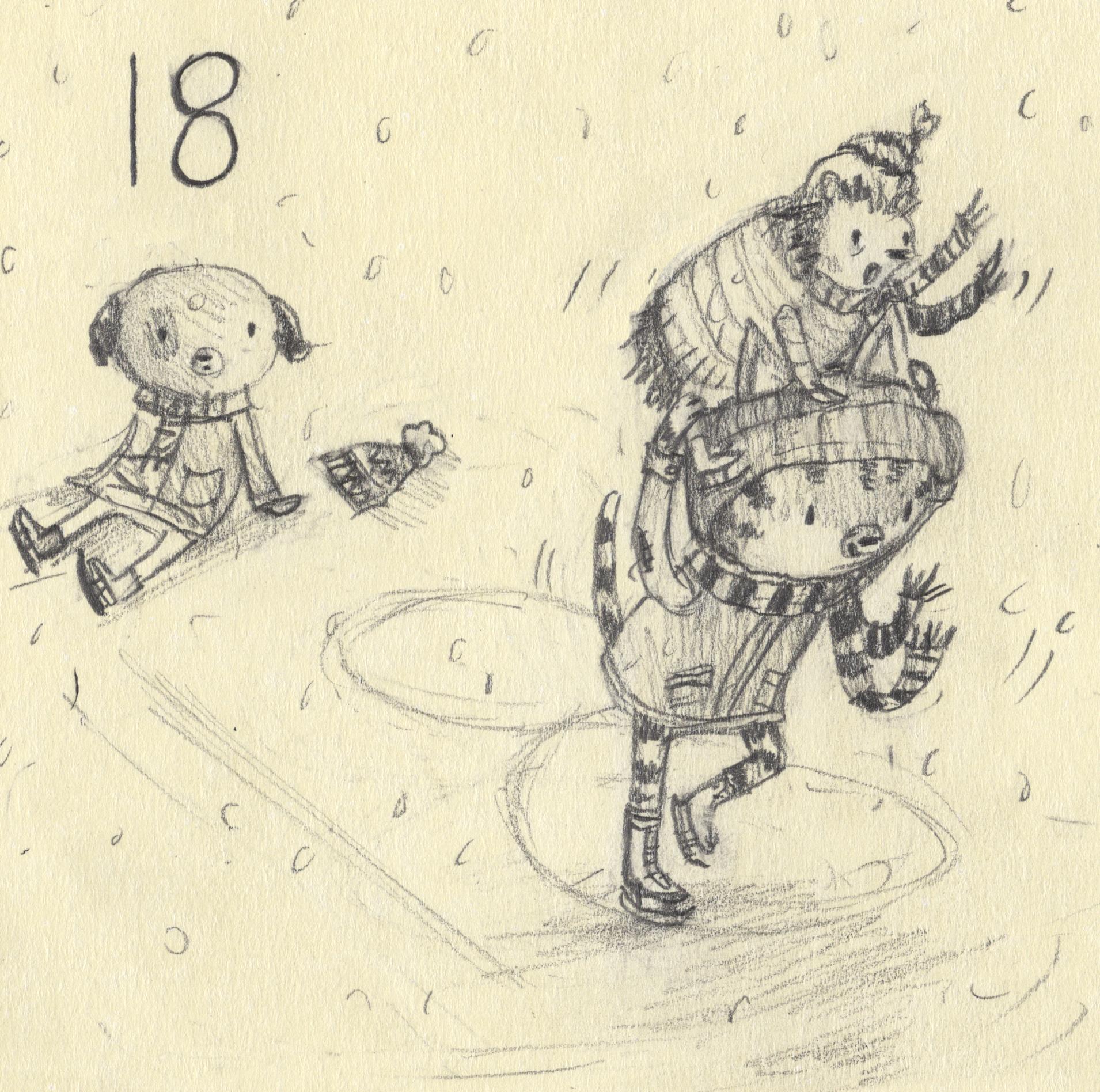 Advent Calendar - December 18