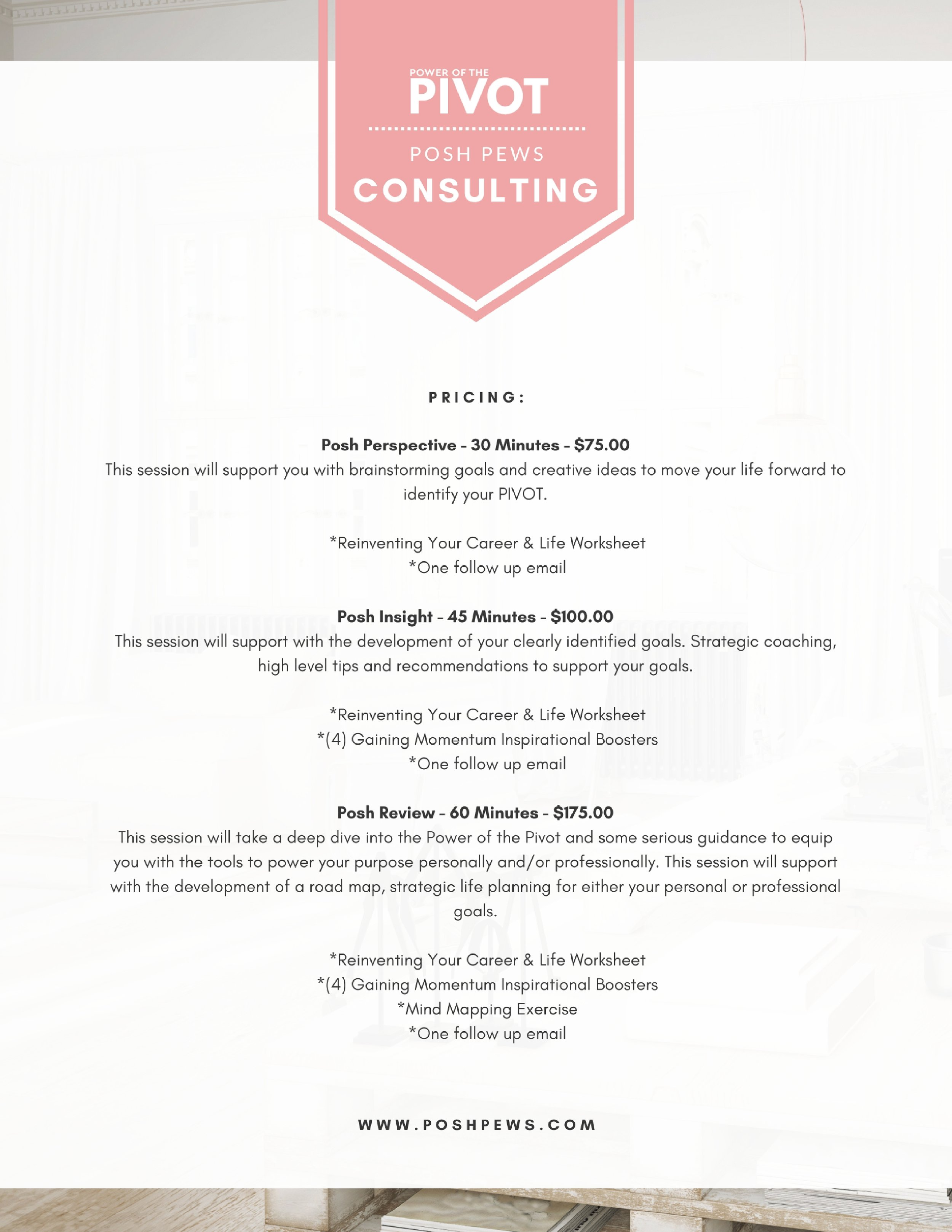 poshpews-consulting-fees
