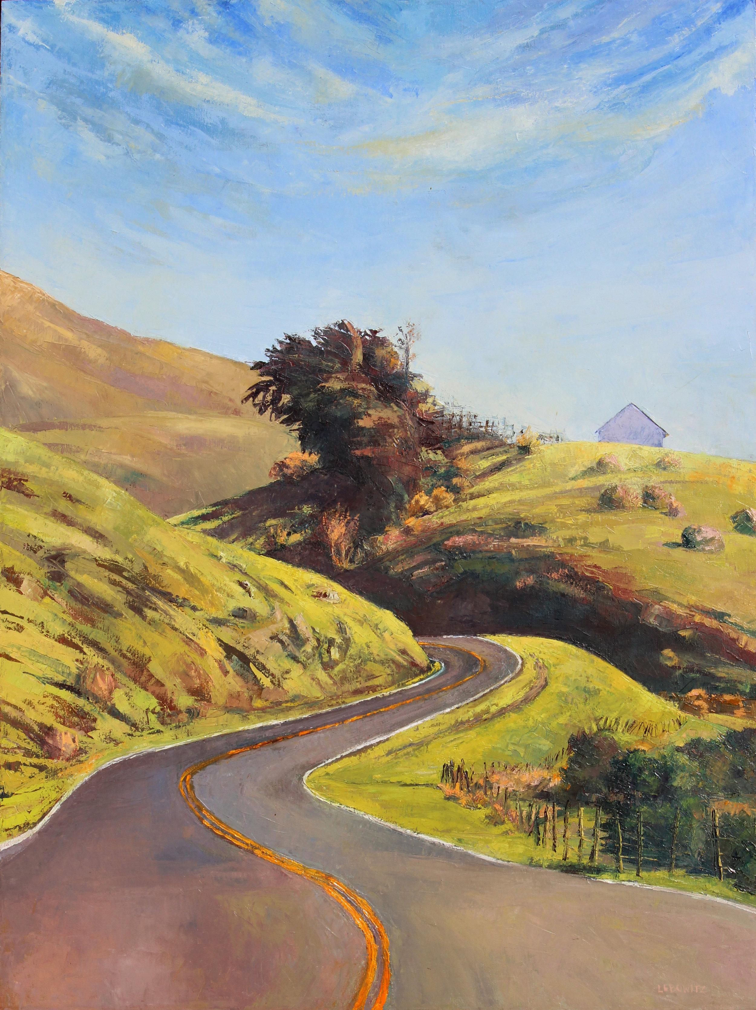 9c  36 x 48  oil on canvas   $3900