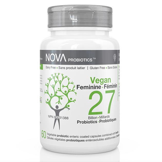 Vegan Feminine 27