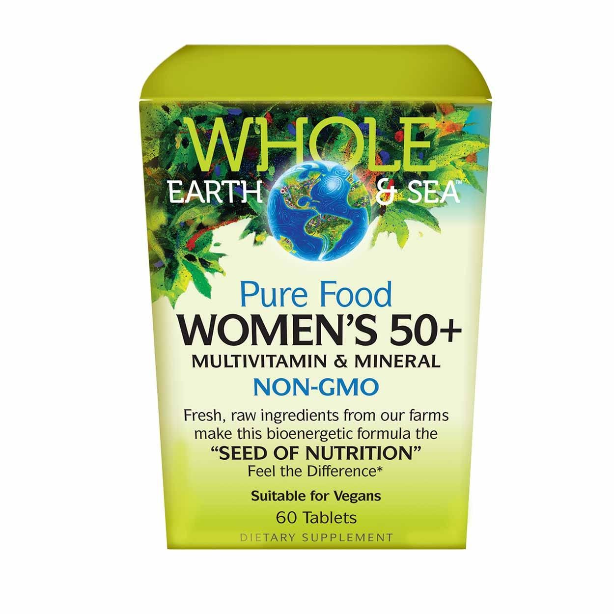 Women's 50+ Multivitamin and Mineral