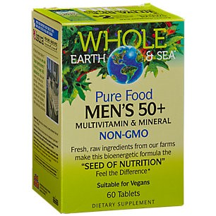 Men's 50+ Multivitamin and Mineral