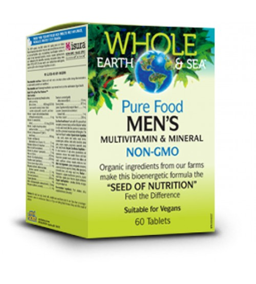 Men's Multivitamin and Mineral