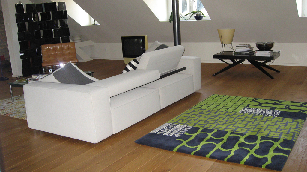 Private residence Paris   design Gavin Chilcott