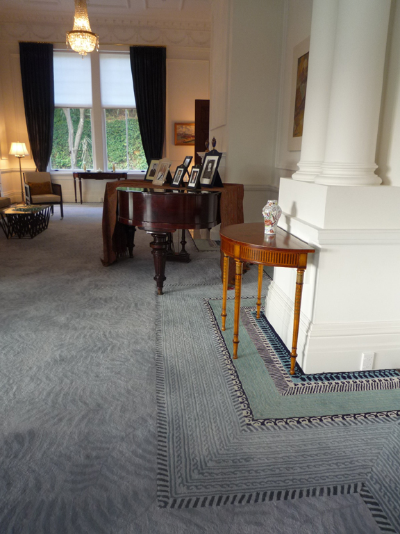 Government House Wellington | design Gavin Chilcott