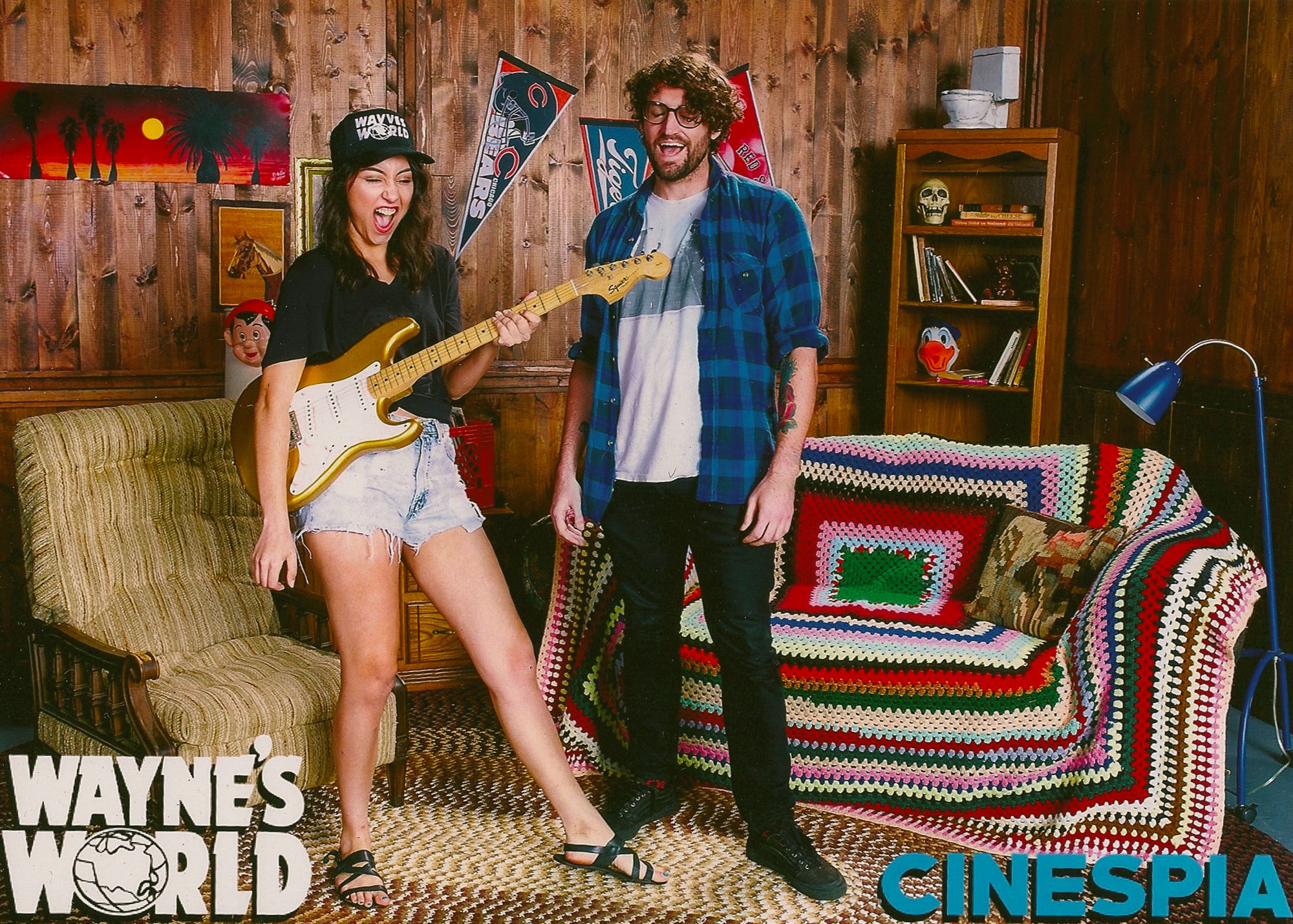 Cinespia Wayne's World