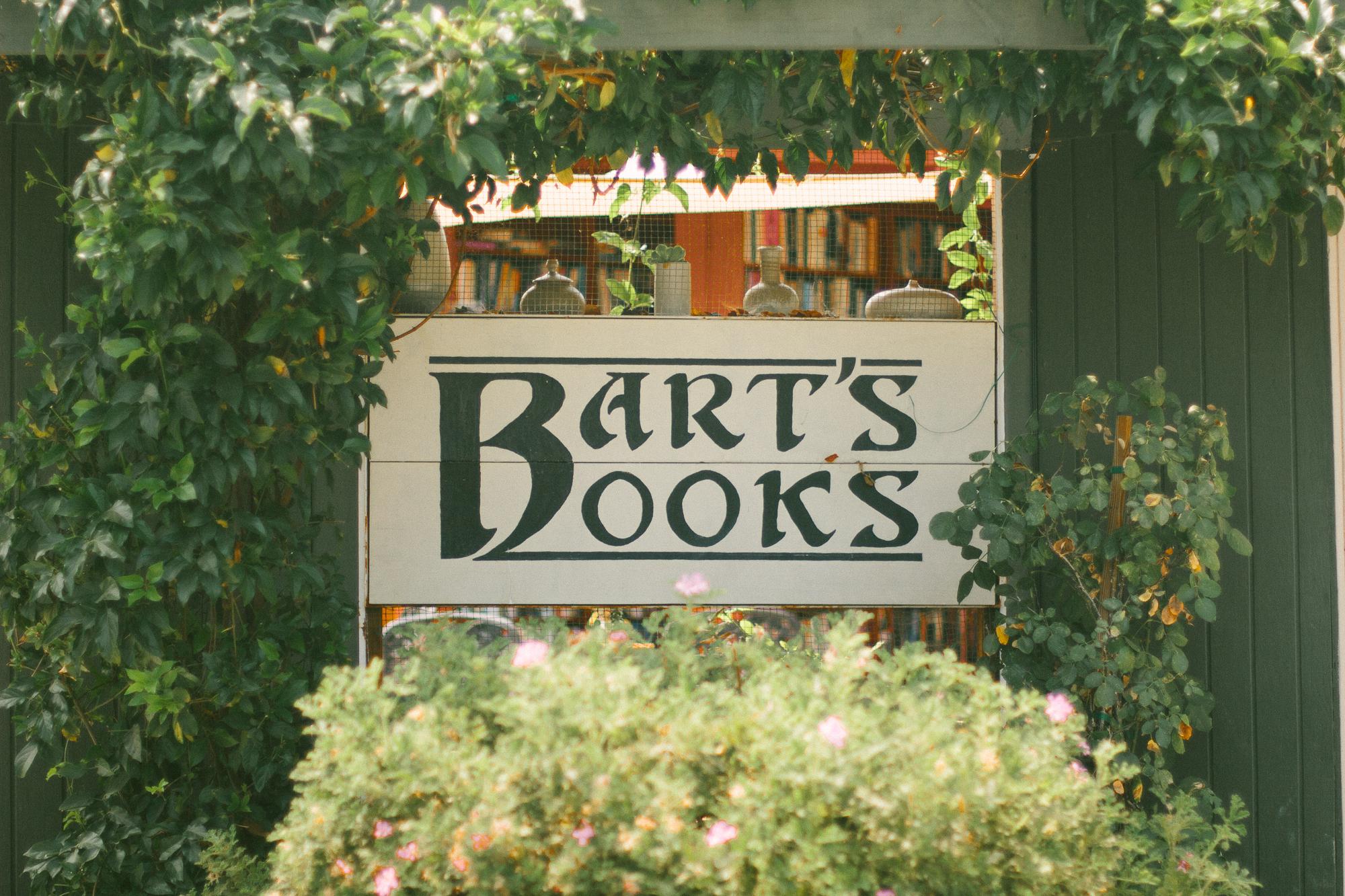 bart's books ojai
