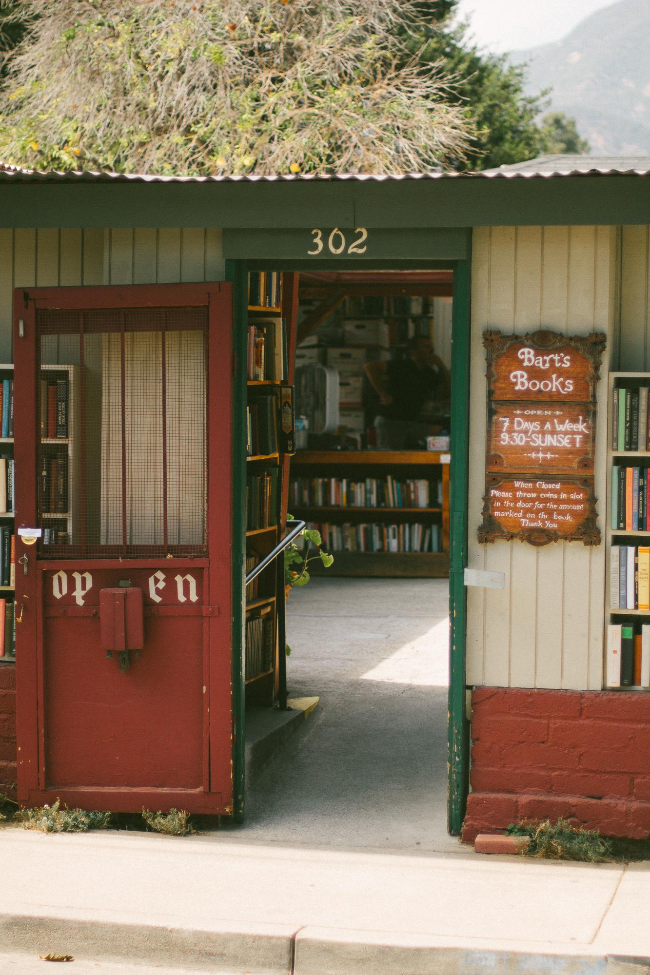 bart's books ojai 2