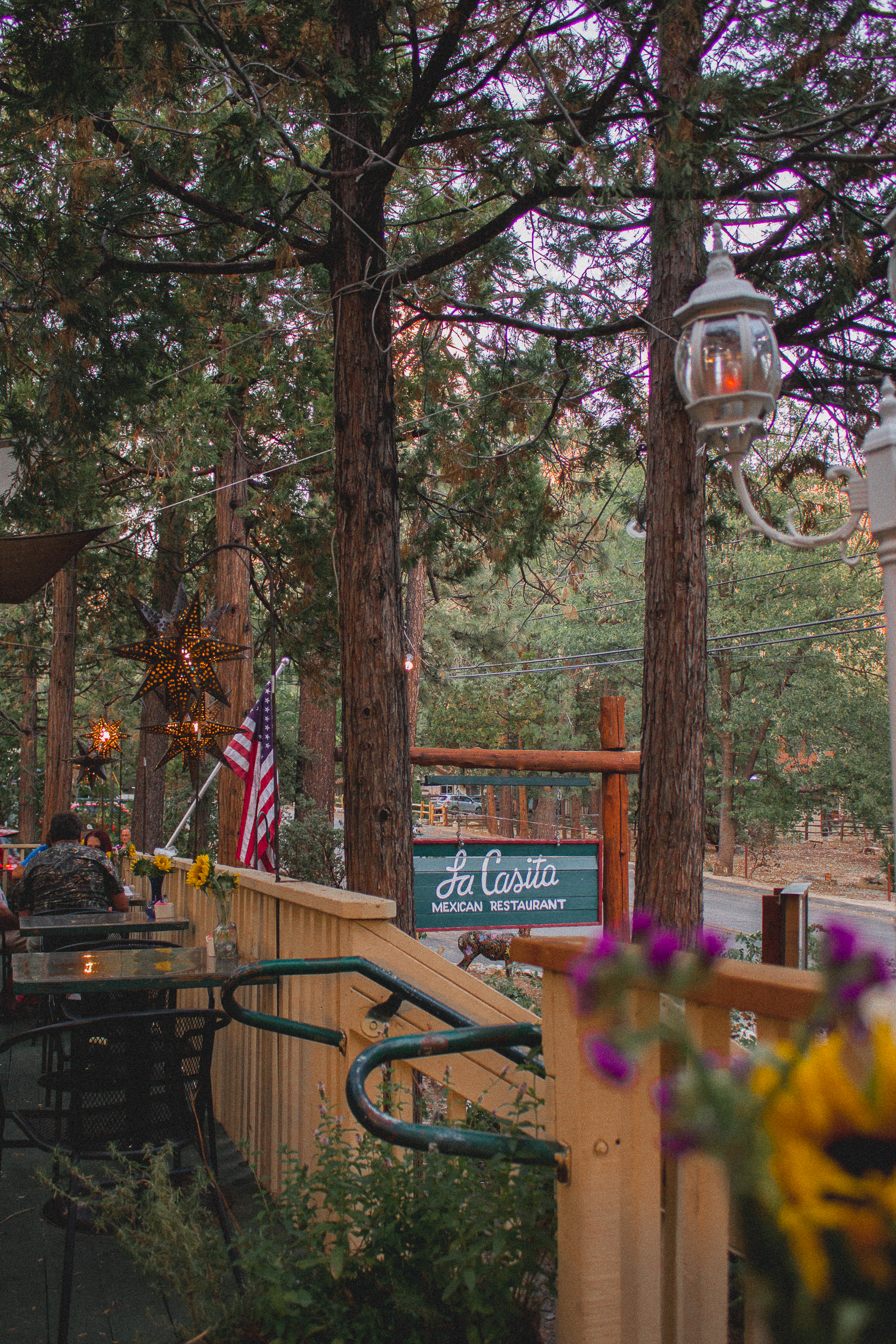 idyllwild where to eat