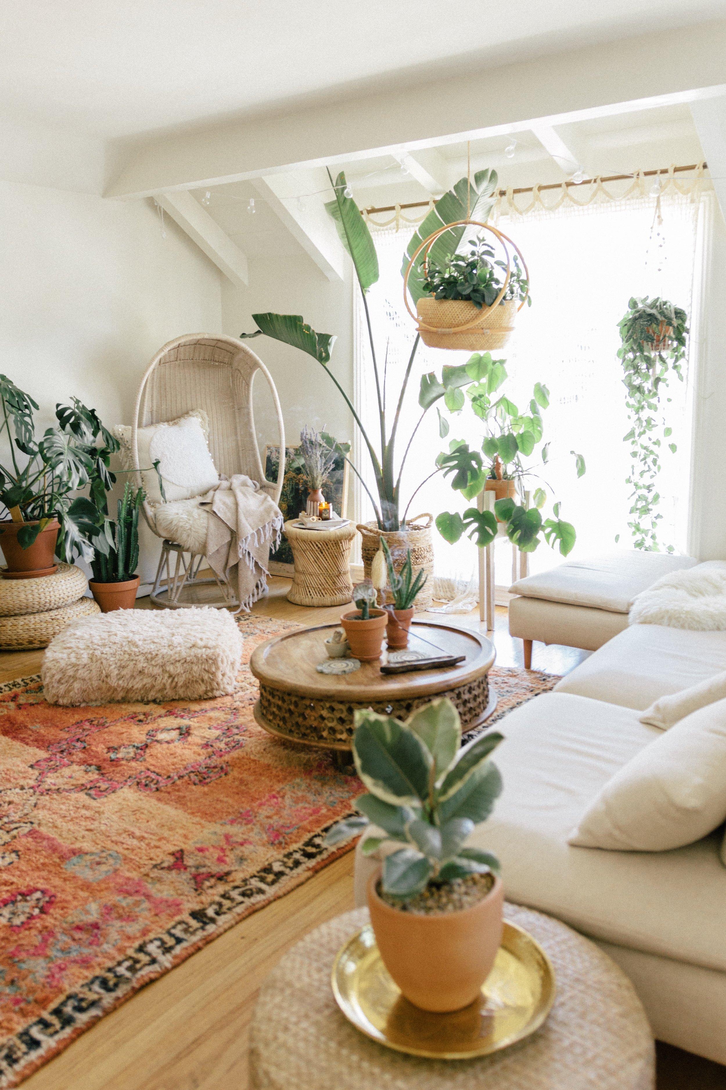 Sara Toufali Living Room Spring Refresh 2