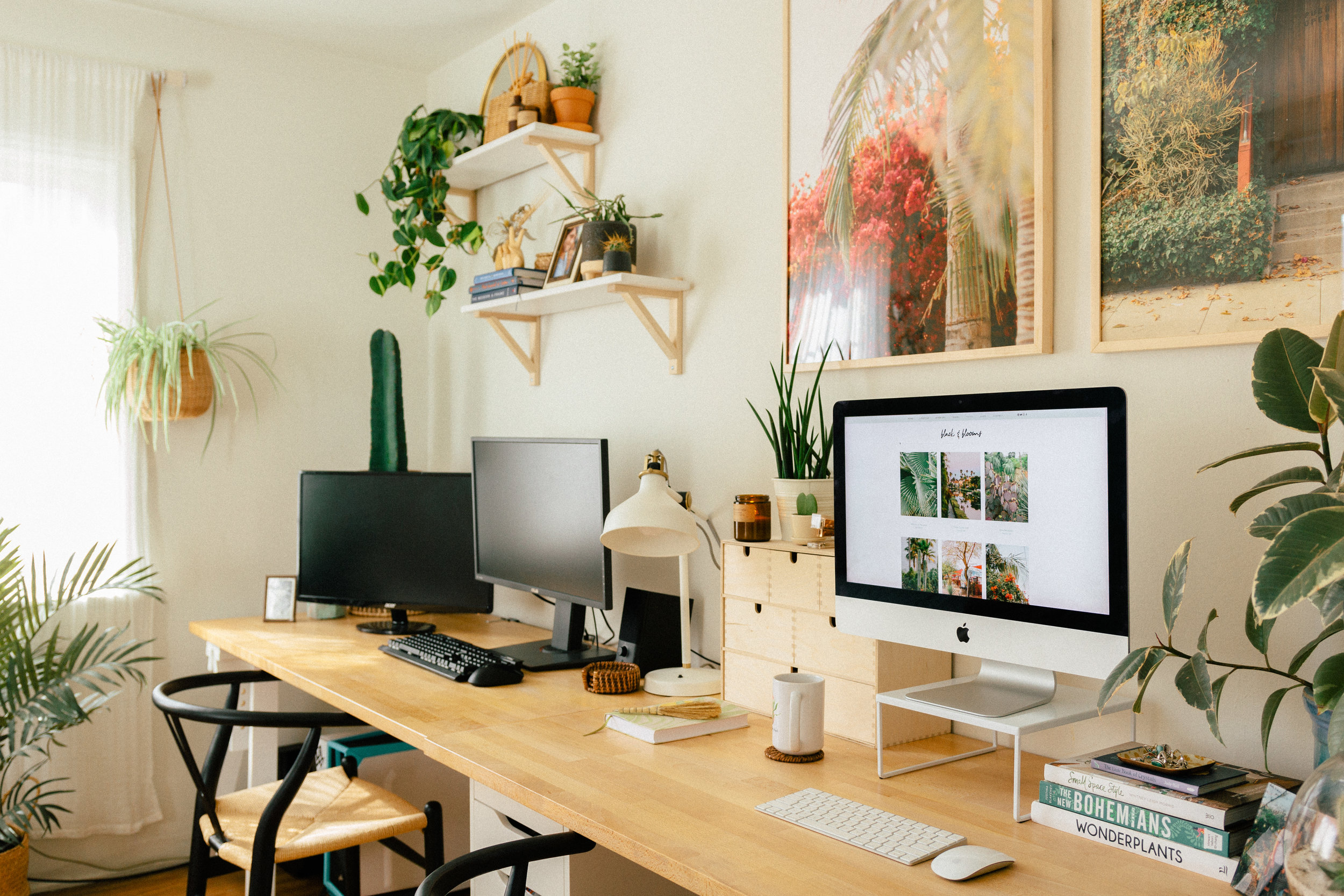 decorating home office 10