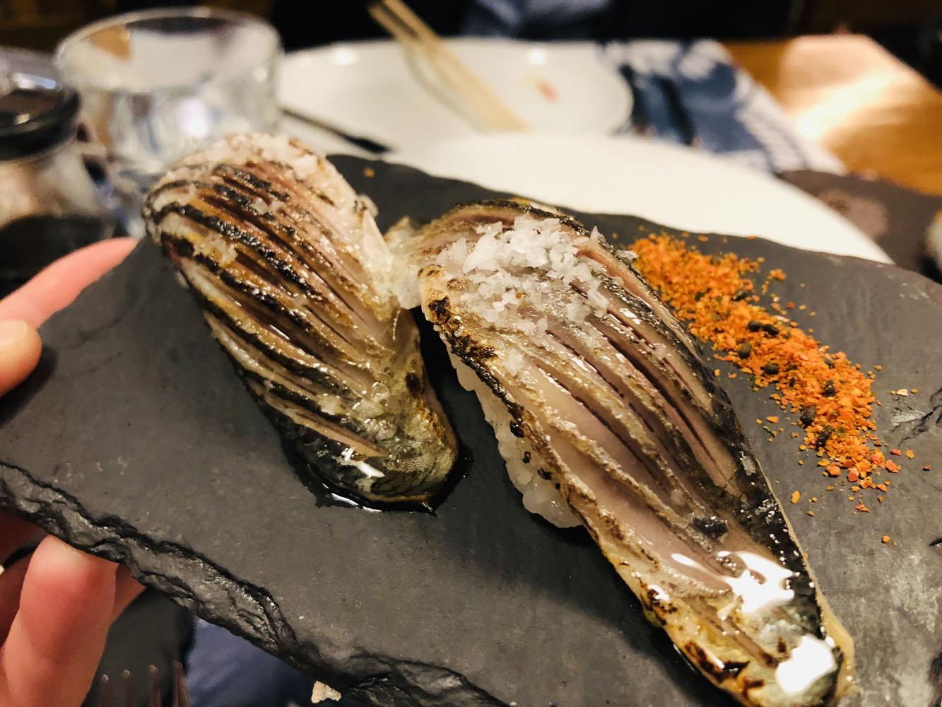 fresh sardines!