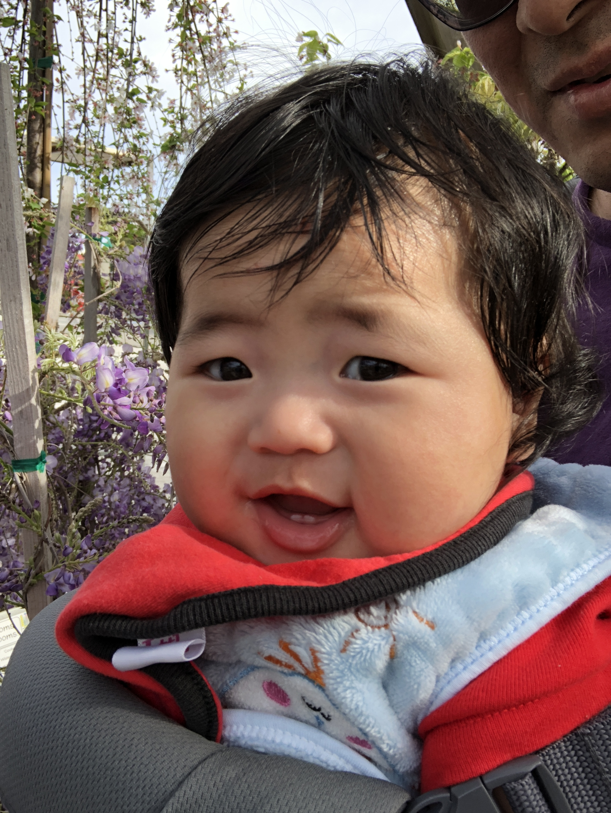 Future 3rd gen nurseryman!!!