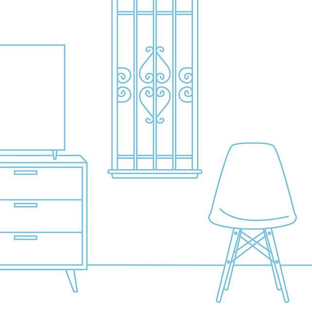 apartment stuff . . . . . #graphicdesign #design #lineart #illustration #illustrator #vectorart #instadesign #branding #typegang #artoftheday #sfdesign #sf #sanfrancisco #dailyart