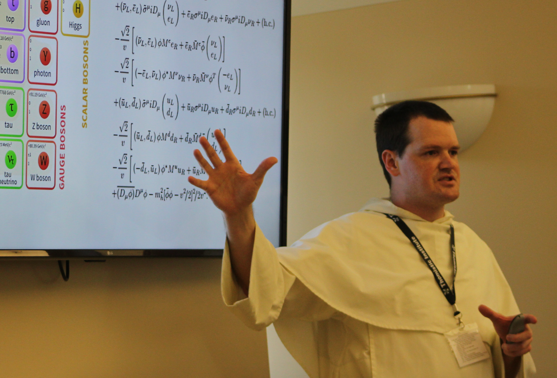 Thomistic Philosophy and Natural Science Symposium
