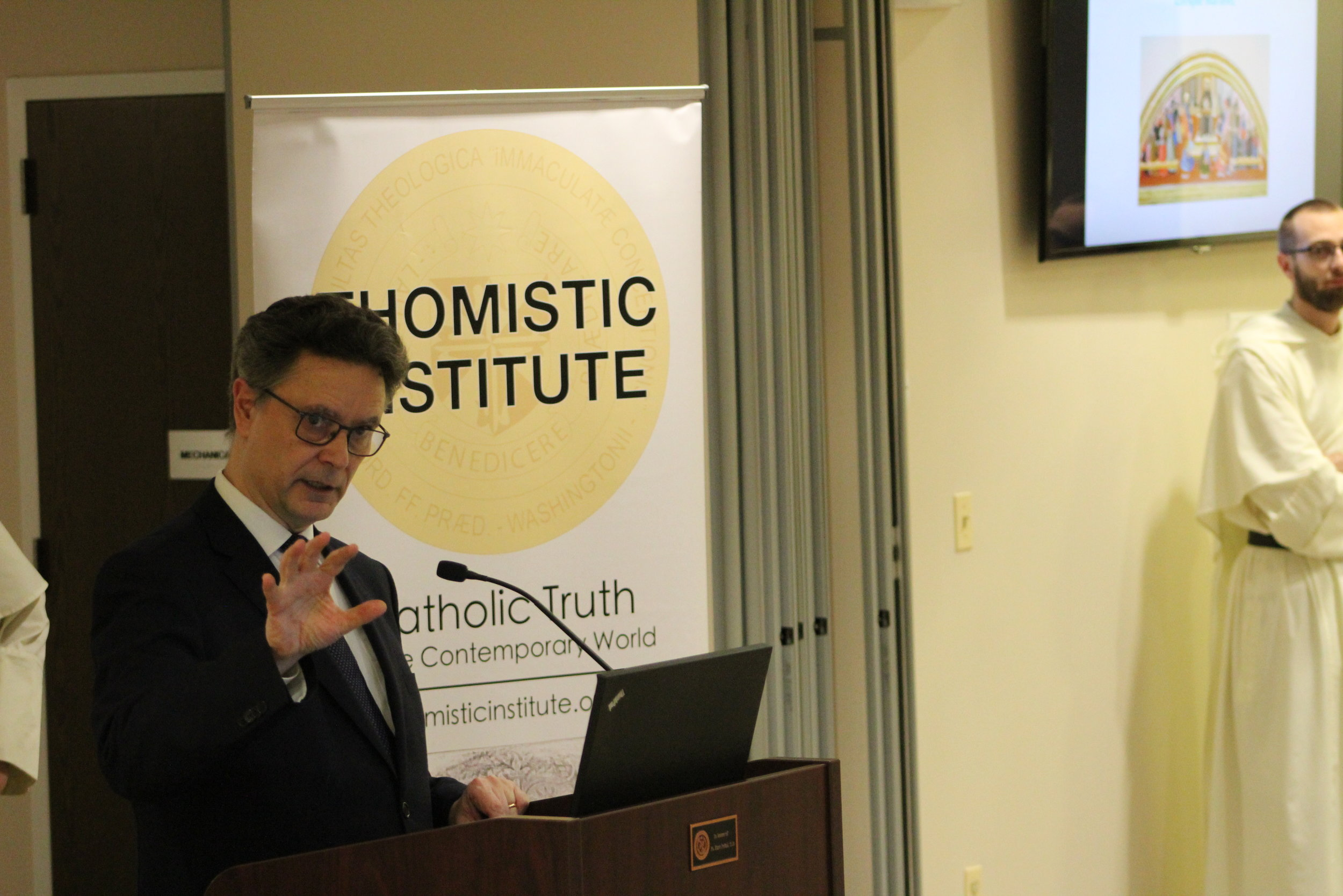 Latest News — The Thomistic Institute