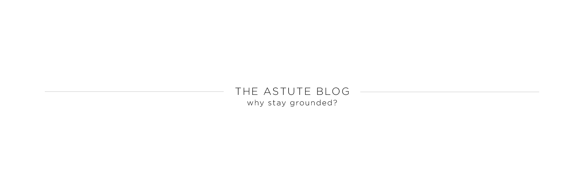 Astute Aviation | Private Jet Charter | the Astute Blog