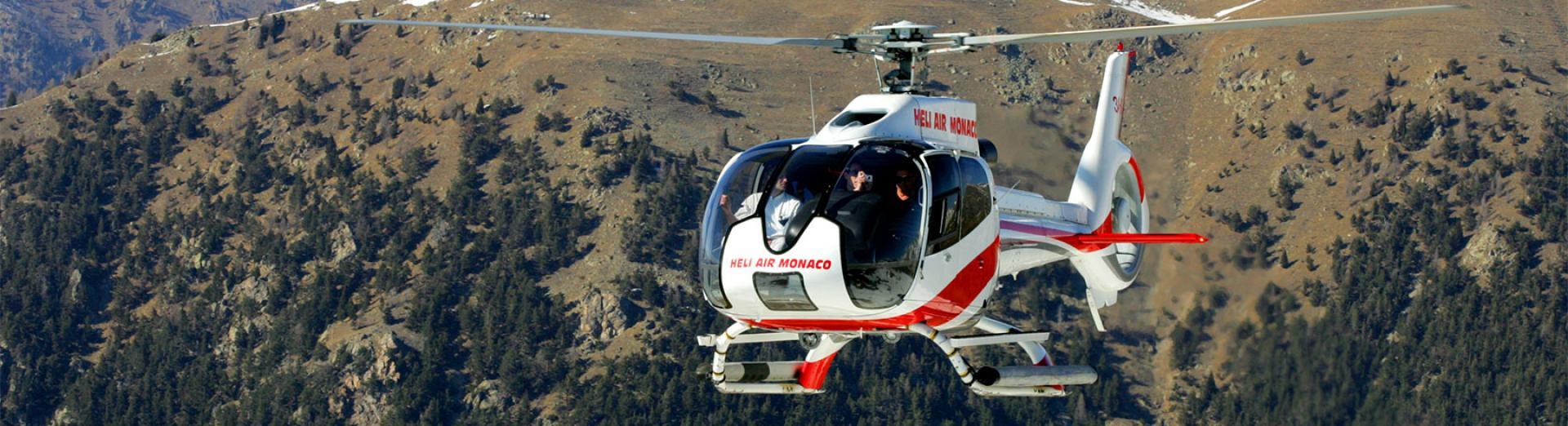 Helicopter Charter Monaco