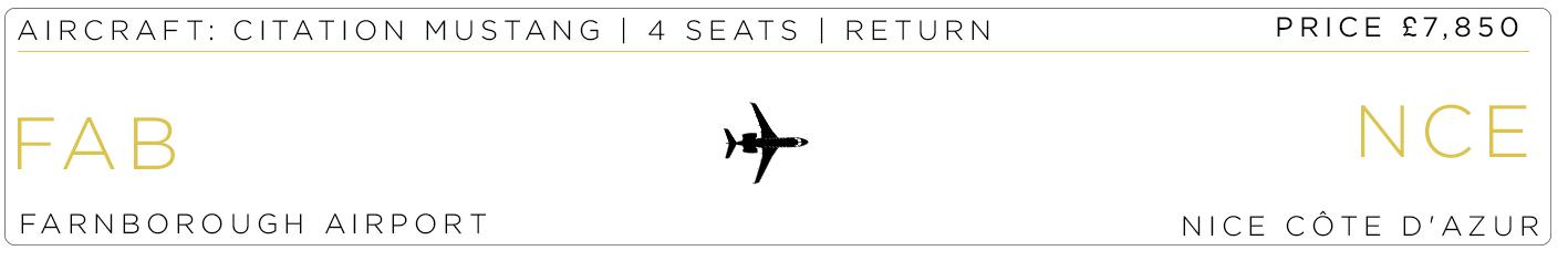 Farnborough | nice | private jet charter | jet hire | astute aviation