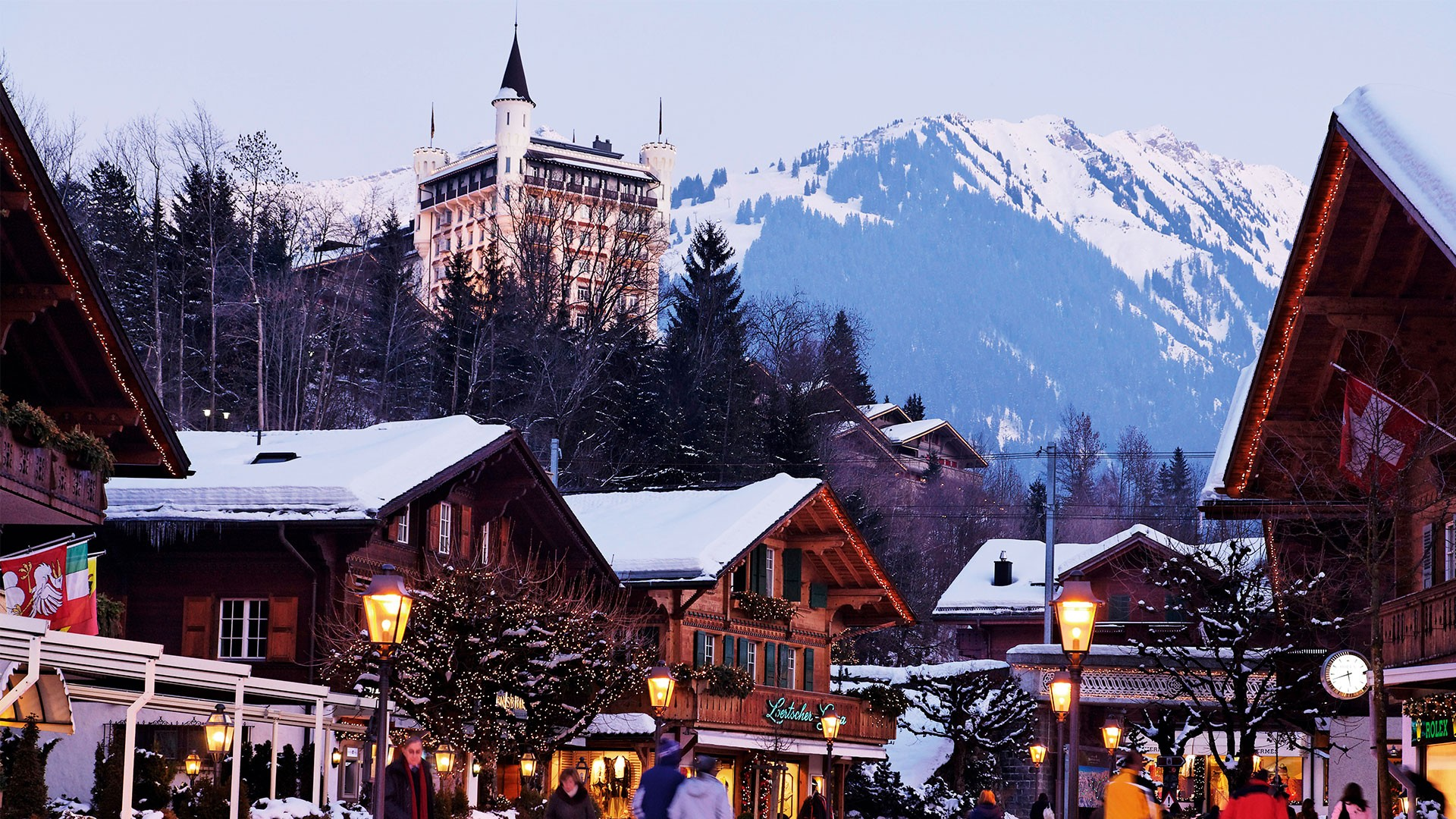 Private Jet Charter Gstaad | Astute Aviation