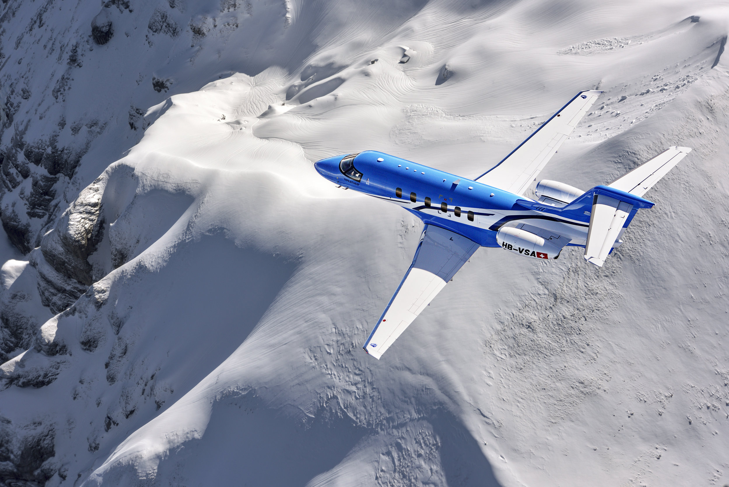 Image from: Pilatus Aircraft