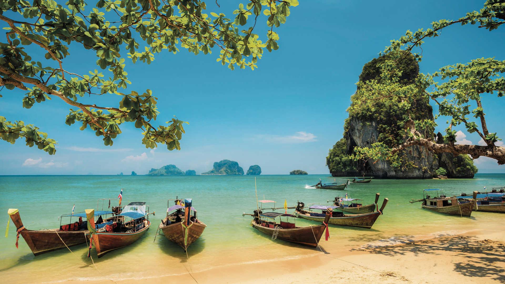 Astute Aviation | Thailand | Winter Sun | Private Jet Charter | Private Jet Hire | Luxury Travel | Jet Sharper