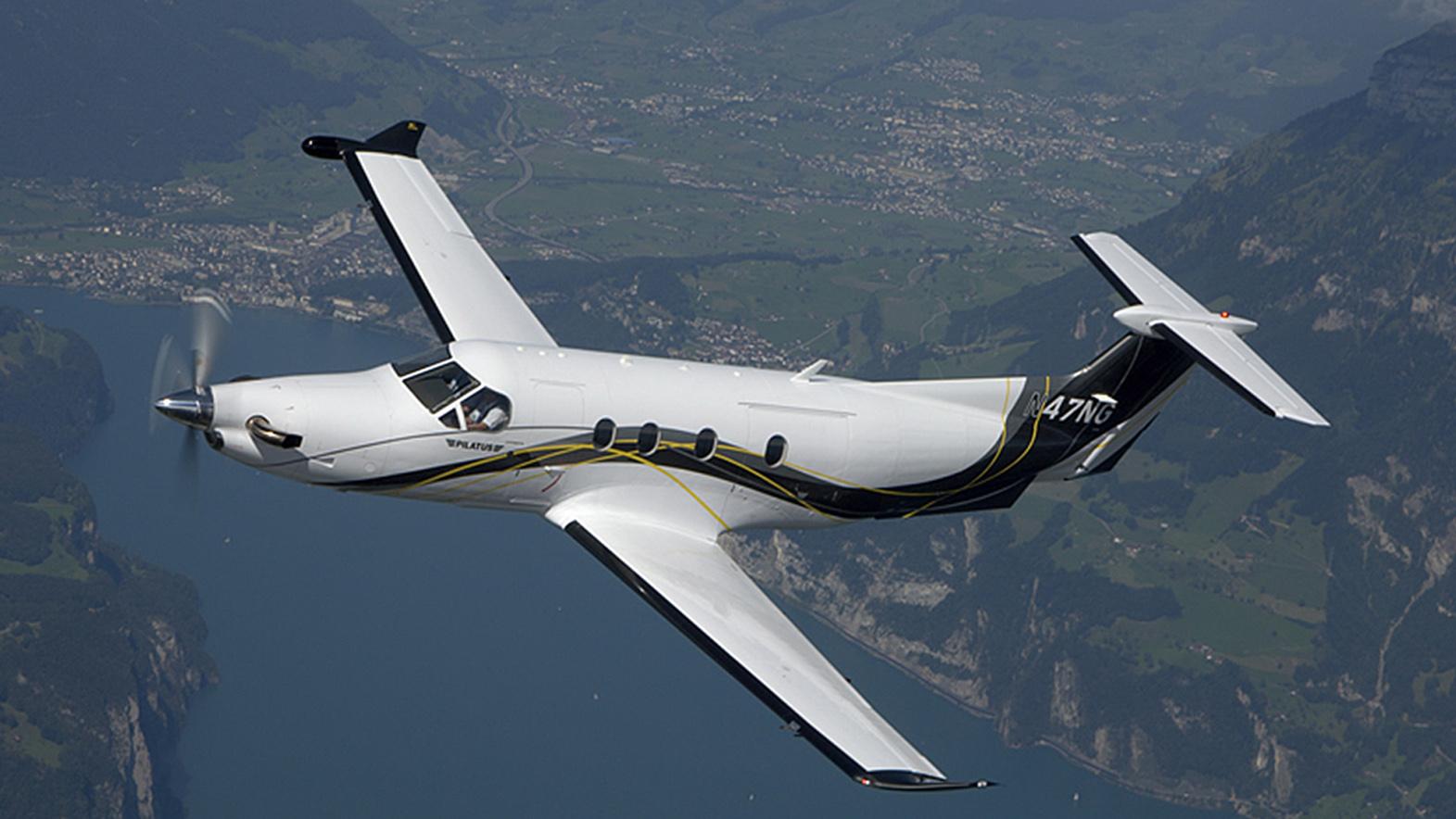 Astute Aviation | Pilatus PC-12 | Private Jet Hire