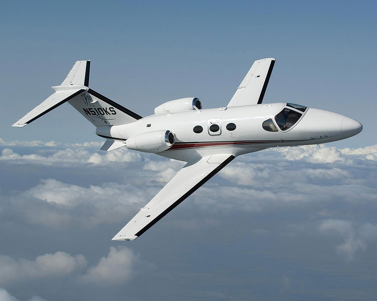 Astute Aviation | Private Jet Hire | Citation Mustang