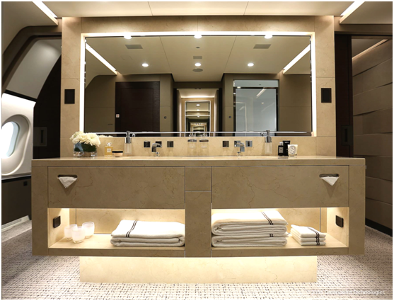 Astute Aviation | Private Jet Charter | Dreamliner Bathroom.png