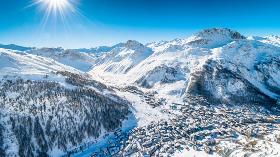 Val D'isere -