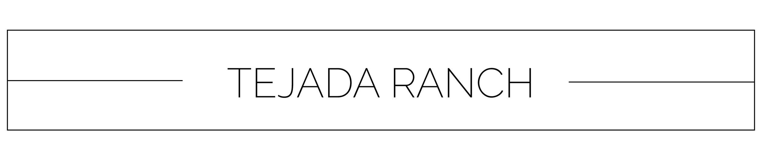 Tejada Ranch sign.jpg