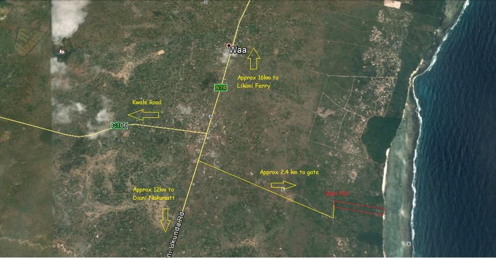 map image 3km elevation