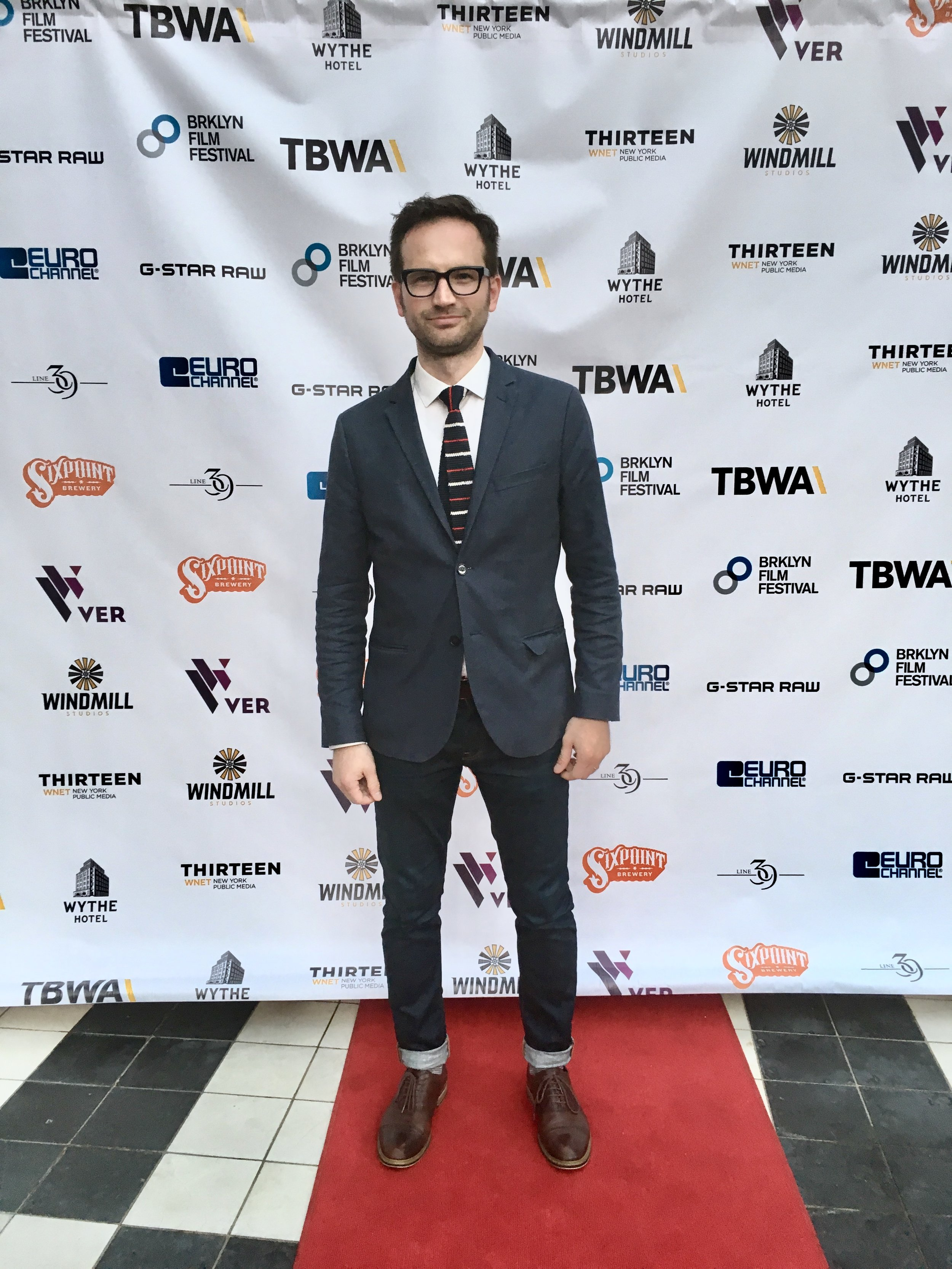 Opening Night at Brooklyn Film Festival 2018 - It was a pleasure serving as a judge for this years festivalJune 1st 2018