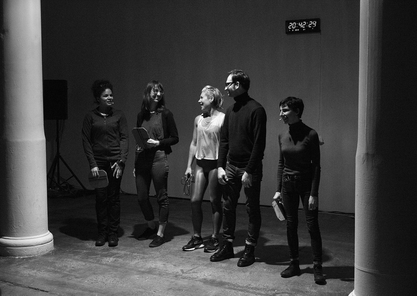 DESIRE - But For What's My Axis :DESIRE Performance @ Fridman Gallery NYC February 7 2018