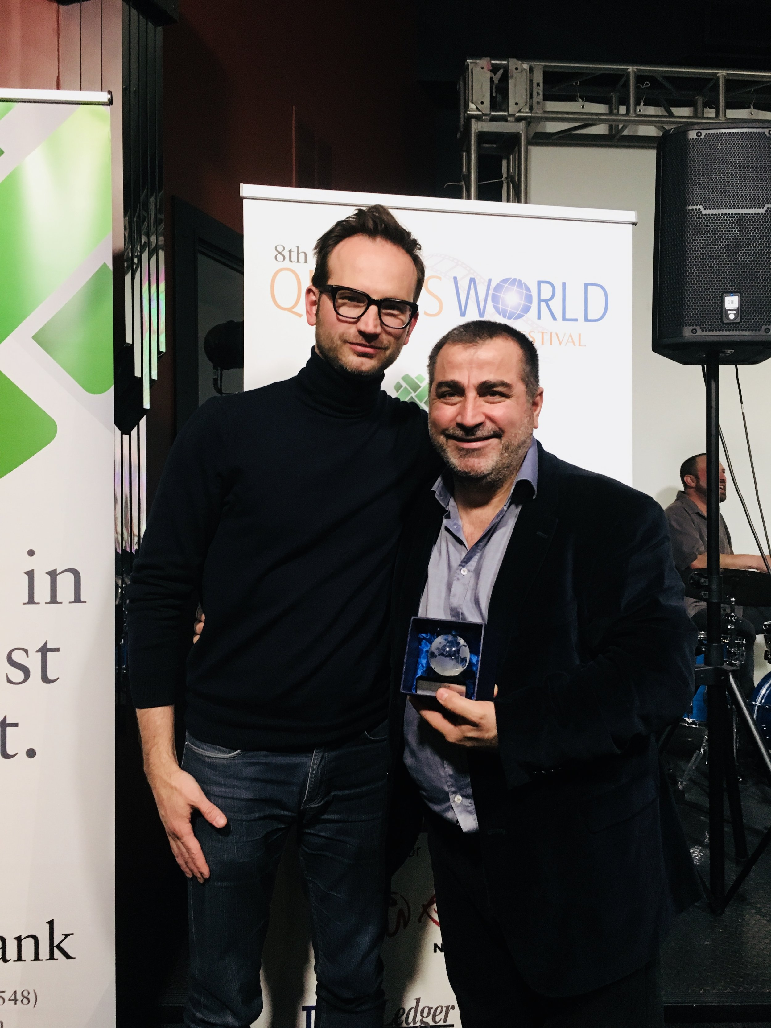 Bujar wins Best Director for Zois Doc