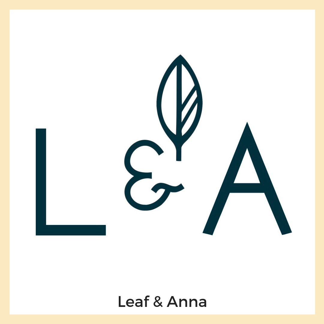 Leaf & Anna. Brooklin, Maine. Website, Social Media, Email Marketing, Branding, Content + Copywriting.