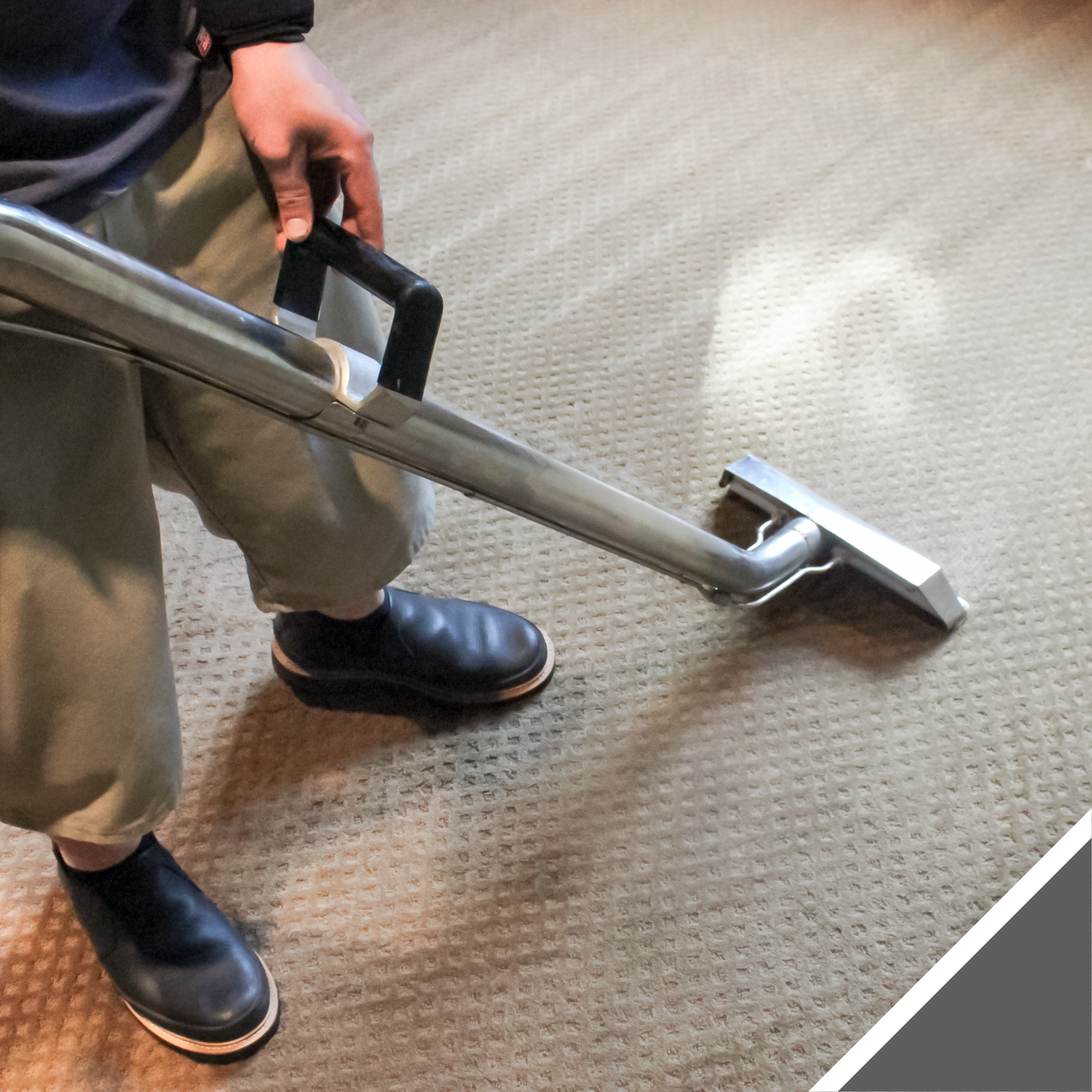 Remove the ground-in grit that cuts and destroys carpet fibers.