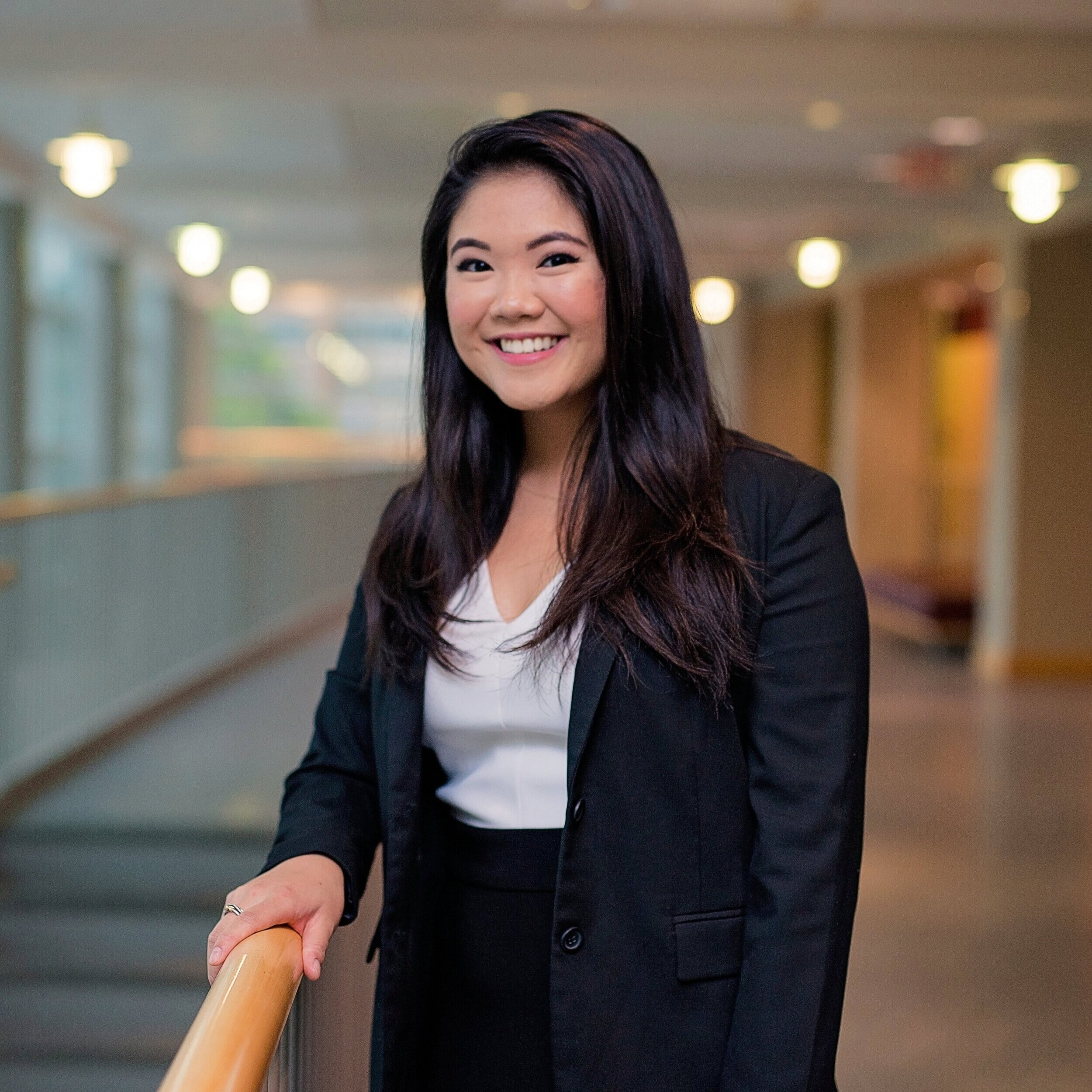 Esther Chau, Human Resources Director