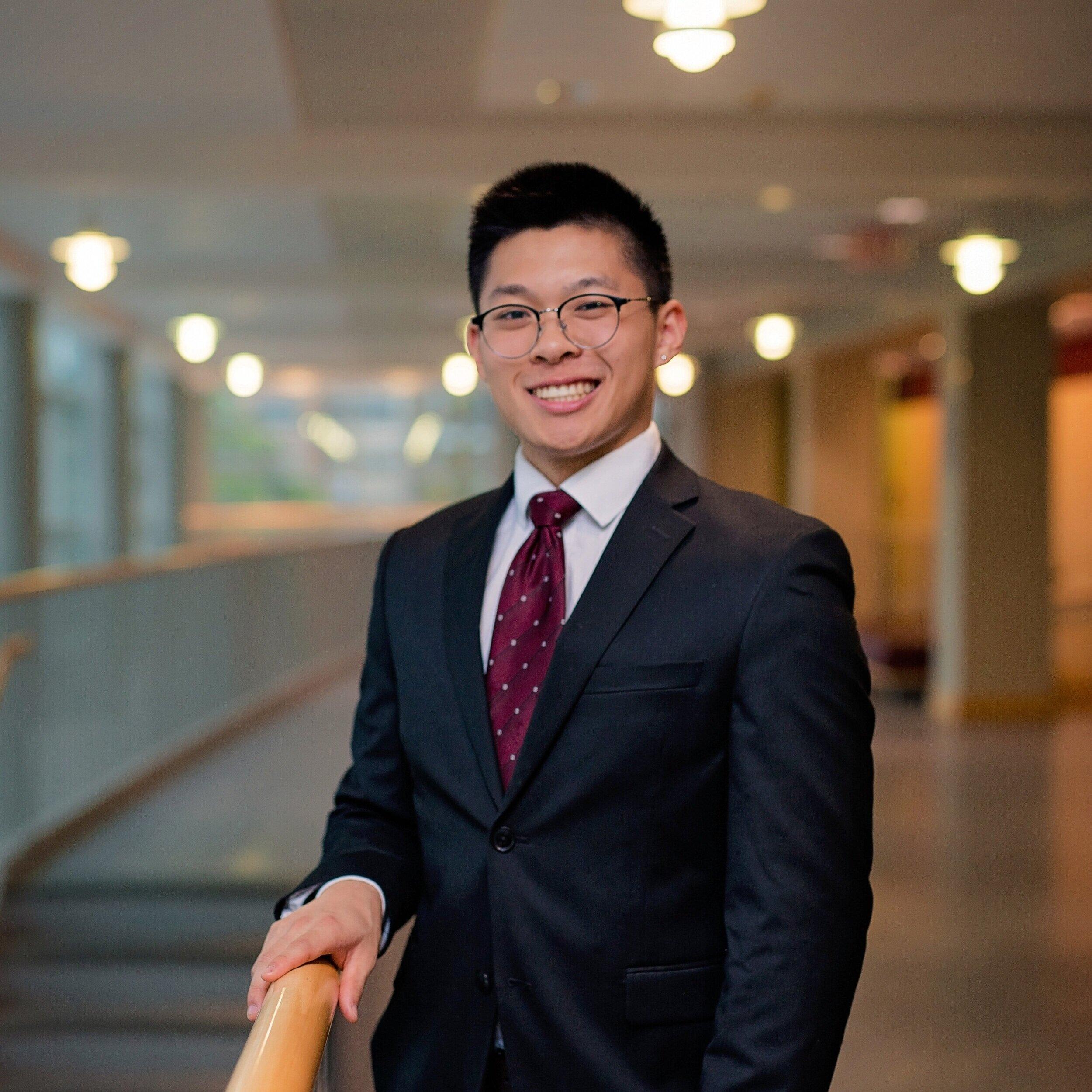 Bradley Chen, Beverage Director