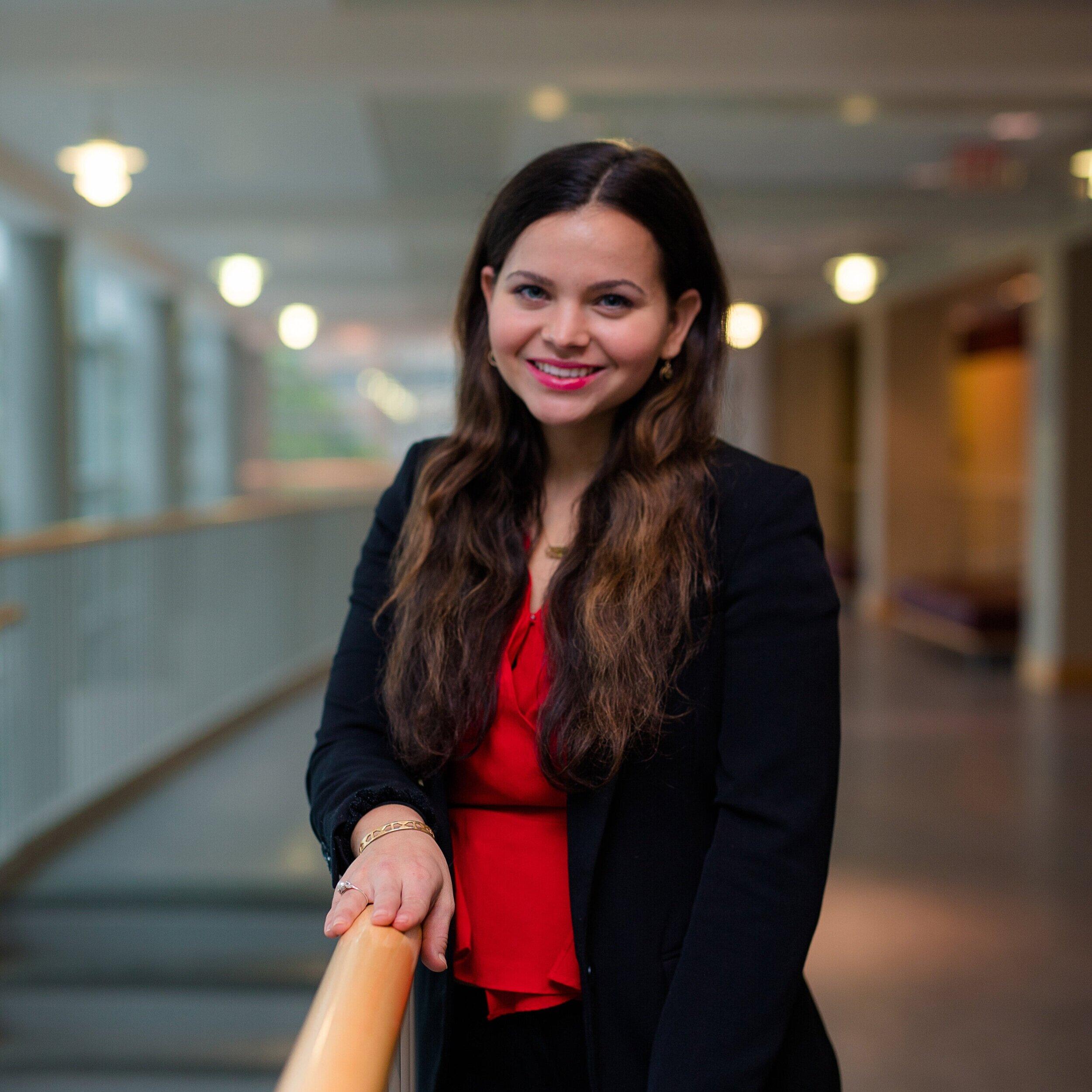 Nicole Rovine, Marketing & Communications Director
