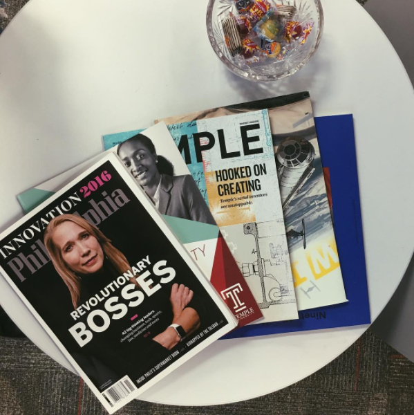 Caption:  For those who want to lead, read. Here's what's on our  #readinglist .