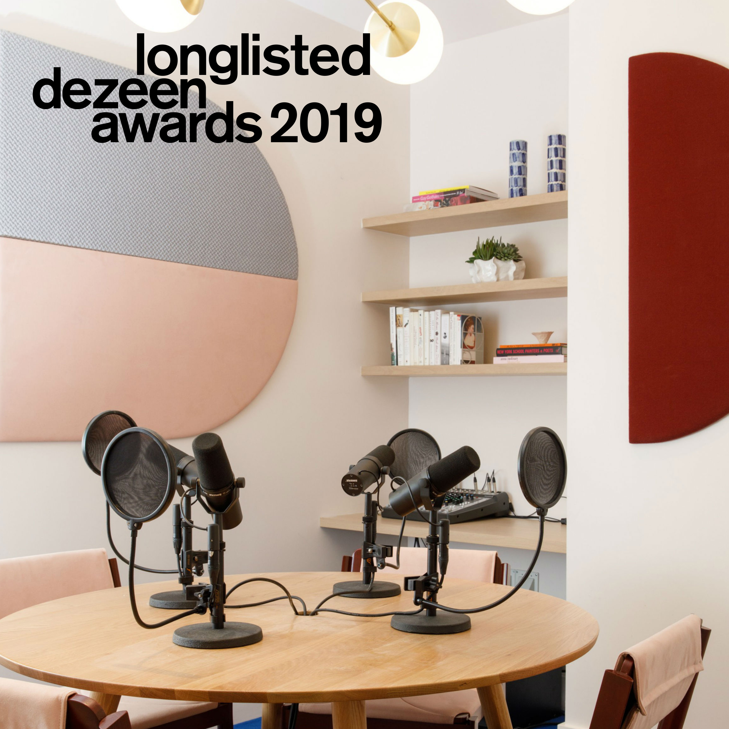 The Wing Dumbo has been longlisted for the Dezeen Awards