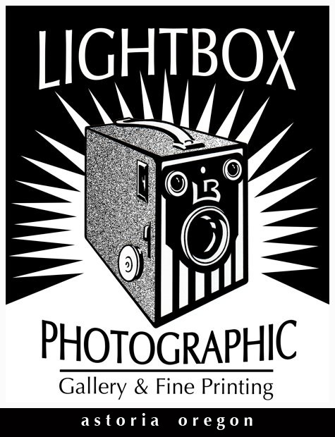 LightBox Photographic Gallery Logo