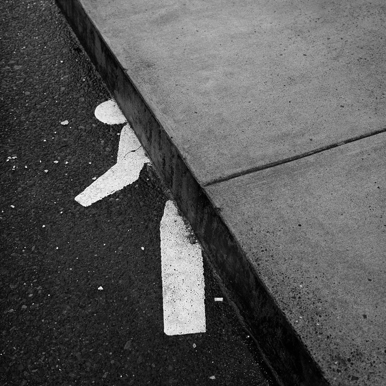 Pedestrian, Portland. Photo by Austin Granger