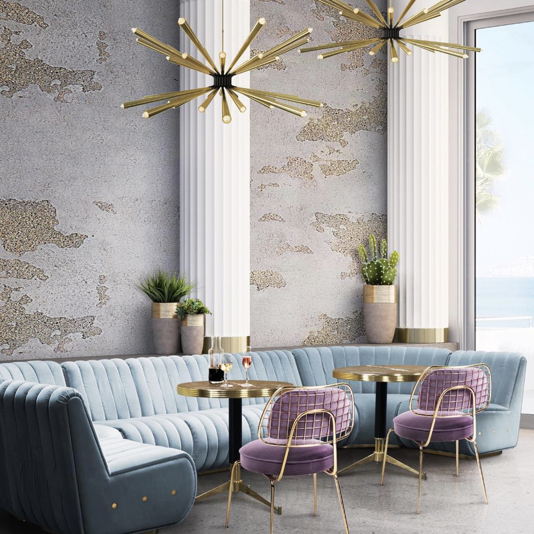Portugal's  @covethouse_  brings a contemporary twist to mid-century design. See their chic bohemian retro pieces in  #FURNISH , Booth 601.  #addesignshow